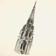 Ascension, photogravure, 1999